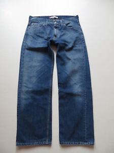 Levi-039-s-509-Comfort-Fit-Jeans-Hose-W-36-L-32-WEIT-fuer-kraeftige-Oberschenkel