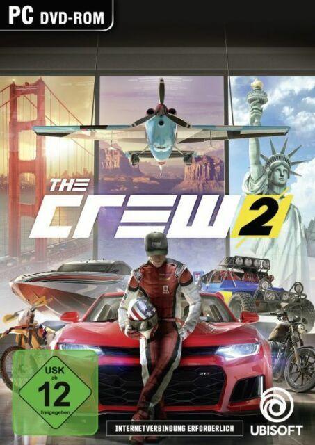 The Crew 2 PC Neu & OVP