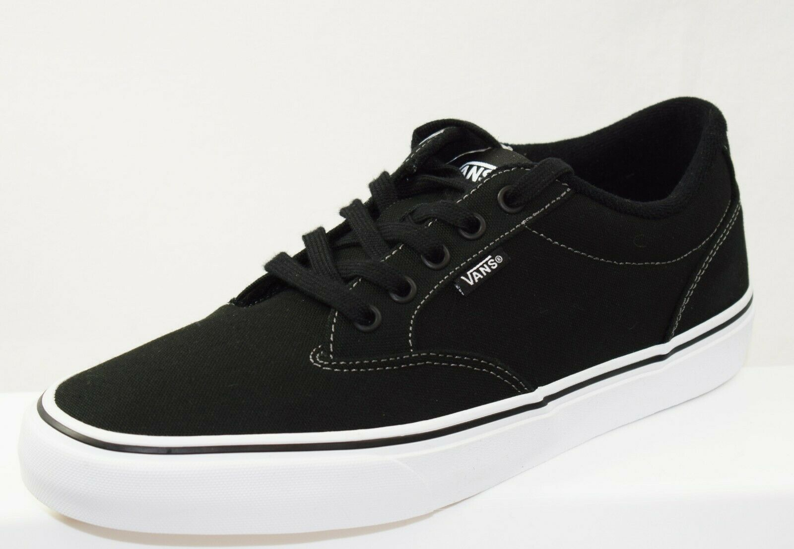 VANS WINSTON MEN'S SHOES BRAND NEW SIZE UK 8 (BU6)
