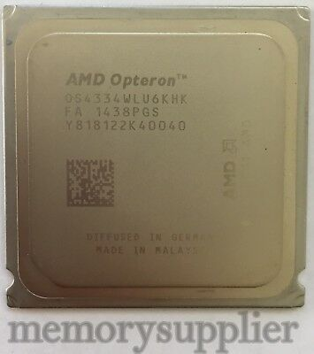 - Tested AMD Six-Core Opteron 8435 2.60GHz Socket Fr6 1207 OS8435WJS6DGN