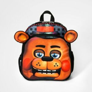 Boys/' Five Nights at Freddy/'s Backpack Black