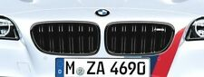 BMW F10 M5 5-Series Genuine Front Black Kidney Grille Set,Grilles 2013-2014 NEW