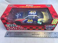 1998 Racing Champions Sterling Marlin 40 Chevrolet Team Sabco Nascar 1:24 Scale