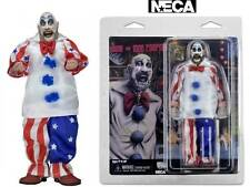Action figure House of 1000 Corpses Captain Spaulding retro Clothed 20 cm Neca