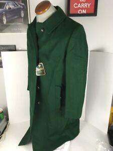 Nos Steiner Loden Belka Womens Wool Coat Green Made In Austria Ebay