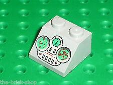 Brique LEGO Star Wars OldGray slope brick ref 3039px13 / Set 7163 & 7141