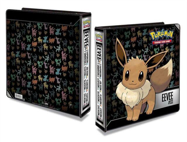 "Ultra Pro Pokemon Eevee 2"" Ring Binder"