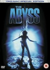 The Abyss Two-Disc Special Edition 1989 Ed Harris Mary Elizabeth DVD UK Region 2