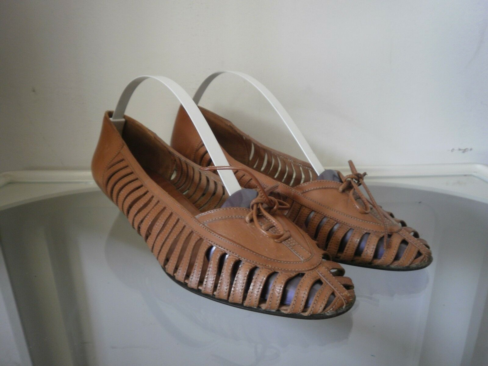 Damen Ballerina frassinelli NOS italy 80er TRUE Pumps VINTAGE 80´s Sandalen Keil Pumps TRUE a305d1