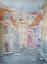 Indexbild 2 - european old town watercolor paper cityscape impressionism claude monet