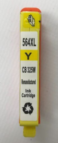 1-10 per Pack Reman H564XL BK//PBK//C//Y//M Ink Cartridge for HP Printer Lot