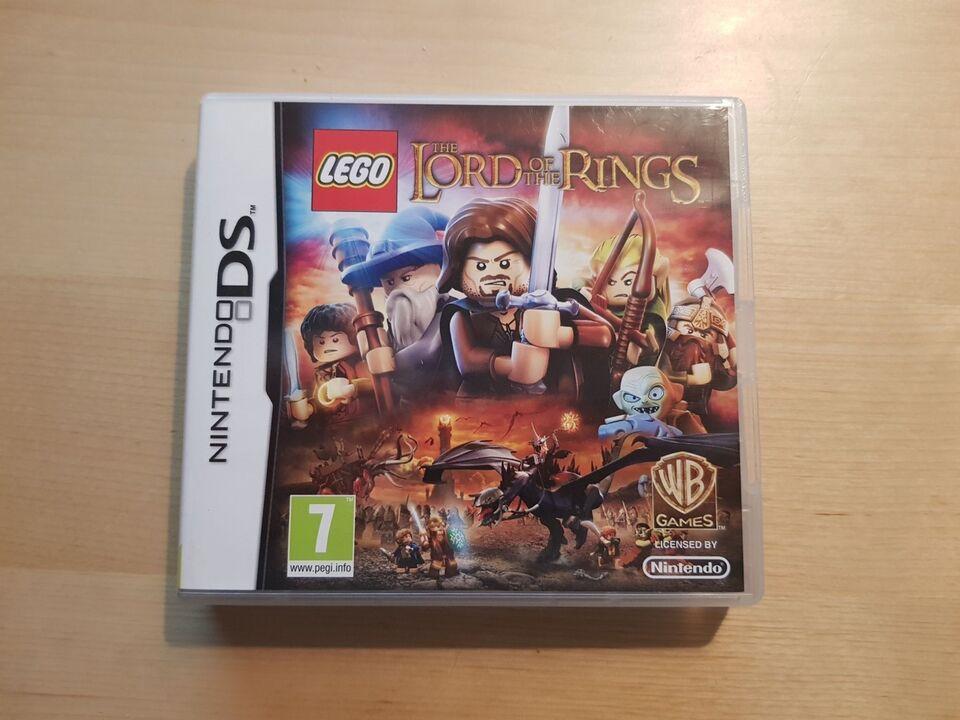 Lego, Nintendo DS