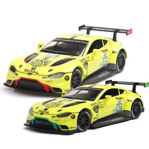 Aston Martin Vantage Gte Racing Car 1 32 Model Car Diecast Gift Toy Vehicle Kids Ebay