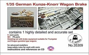 LZ-MODELS-GERMAN-KUNZE-KNORR-WAGON-BRAKE-DETAIL-SET-Scala-1-35-Cod-35309