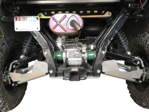 Ricochet Off-Road 4 PC A-Arm CV//Boot Guards 2018  Kawasaki Mule Pro FXT