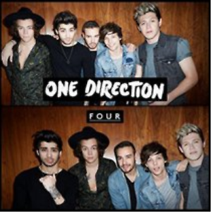 One-Direction-Four-UK-IMPORT-CD-NEW