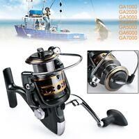 8bb Duplex Bearing Metal Fishing Spinning Reel Anti-reverse Ga Series