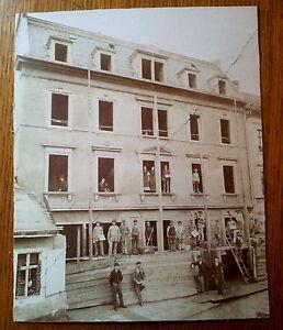 2019 Nouveau Style Grande Vieille Ouvrier Um 1900 Bautzen Ou Kamenz
