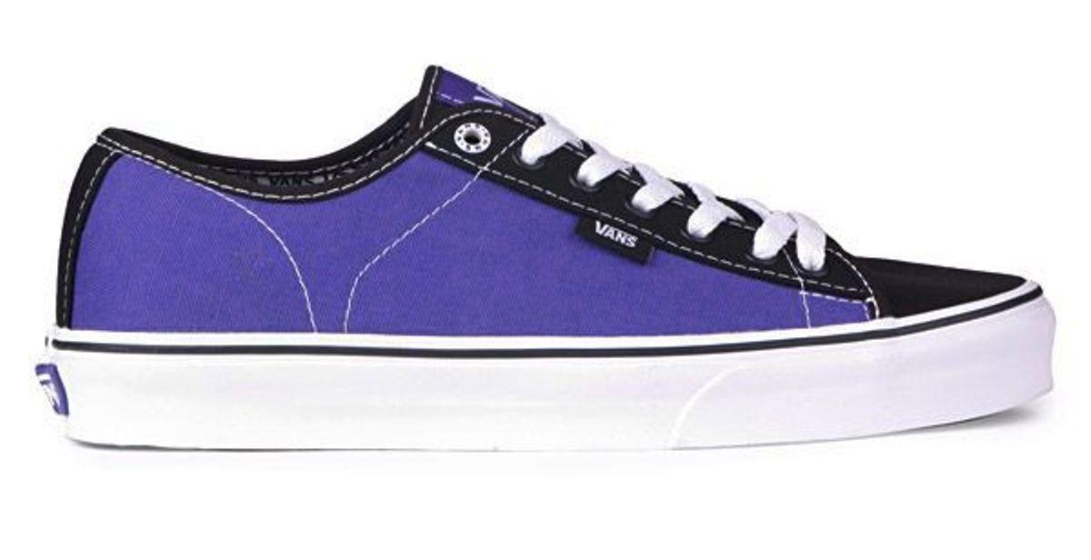 vans skate chaussures trainers vulcanized demitasse noir