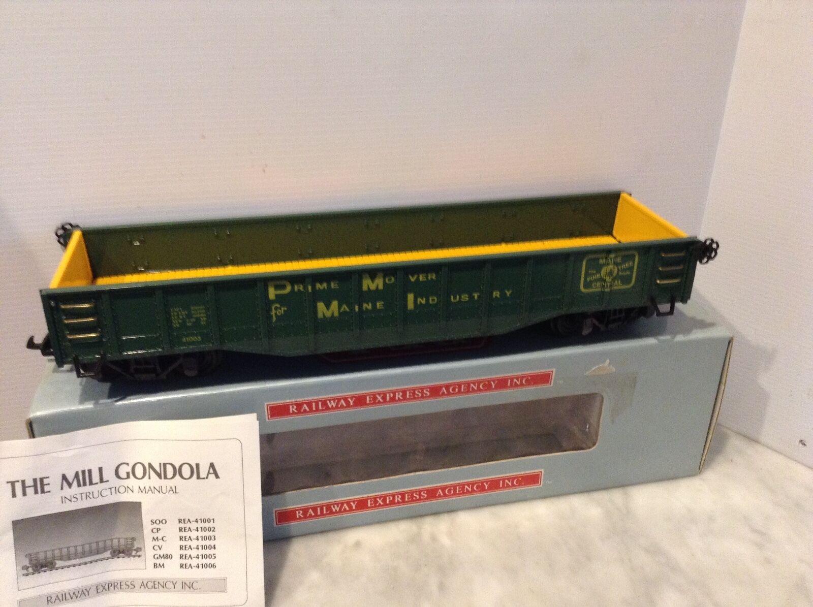 ARISTO CRAFT  RAILWAY EXPRESS THE MILL CONDOLA 41003 IN BOX