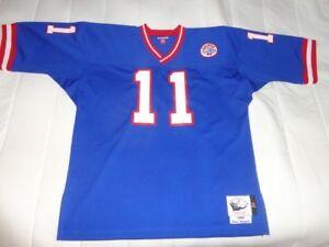2ce7d24cd6c MITCHELL&NESS NEW YORK GIANTS PHIL SIMMS #11 SZ52 NFL JERSEY | eBay