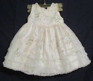 4d1e89fe3 Image is loading Infant-Girls-Size-24M-AMERICAN-PRINCESS-Wedding-Special-