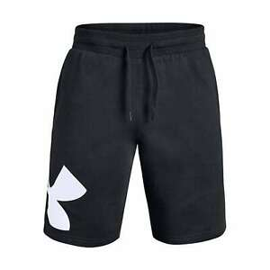 """New With Tags Under Armour Men's UA Rival Fleece Logo Shorts 10"""" Training Sweat"""