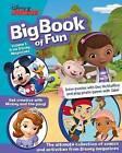 Disney Junior Big Book of Fun by Parragon (Hardback, 2015)