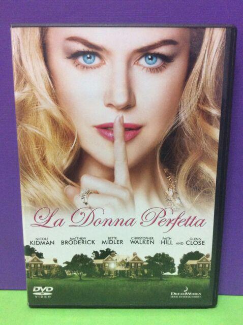 LA DONNA PERFETTA- NICOLE KIDMAN- EDICIÓN ITALIANA - DVD- USADO GARANTIZADO
