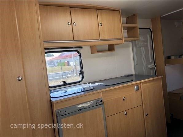 Adria Altea 542 PK, 2007, kg egenvægt 975