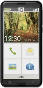 "Emporia Smart 3 schwarz 16GB LTE Smartphone 5,5"" Touchscreen 13 Megapixel"