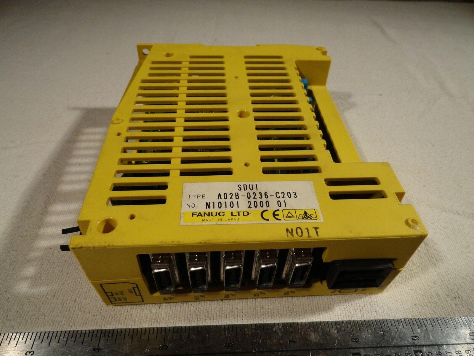 Fanuc A03B-0236-C203 Detection Interface Module