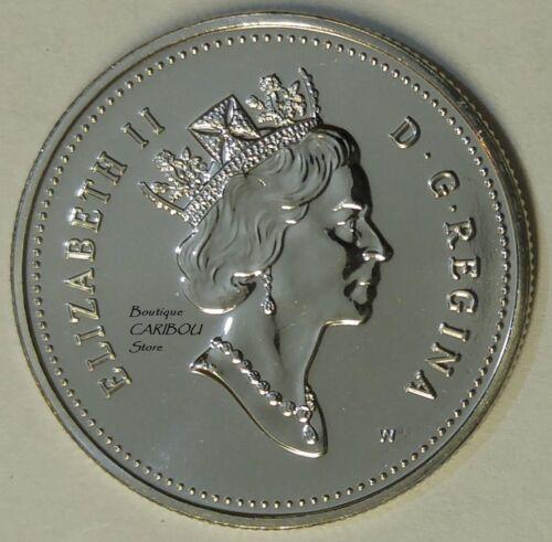 1998 W Canada Proof-Like Winnipeg 50 Cents