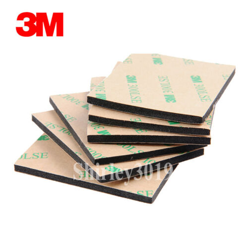 3M 300LSE EVA Foam Double Sided Adhesive Tape Pad Mounting Tape 54mmx44mmx3.2mm