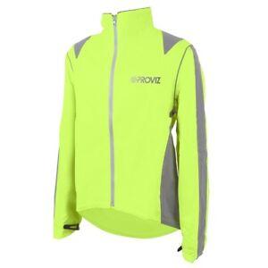 5e960a899 Proviz - Night Rider - Men s Reflective Cycling Jacket - Fluro ...
