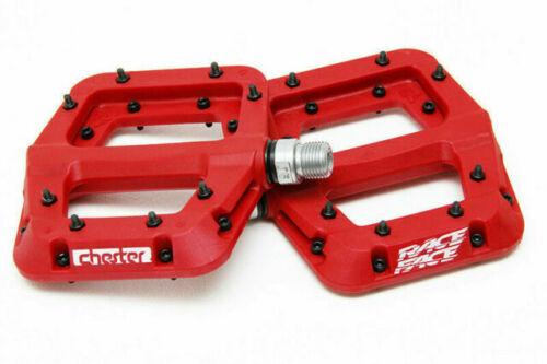 """RaceFace Chester Composite 9//16/"""" Platform MTB Bike Pedals"""