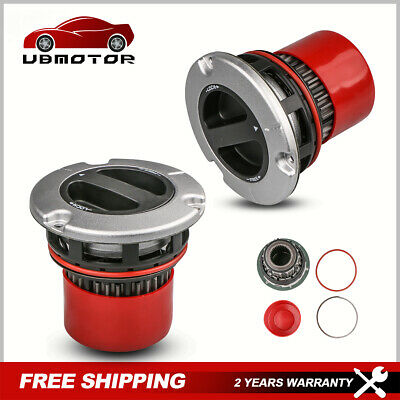 WMPHE Compatible with A Pair 4WD Manual Locking Hub Front Left or ...