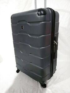 Tag-Matrix-2-0-28-039-039-Hard-Case-Spinner-Lightweight-Suitcase-Luggage-Gray