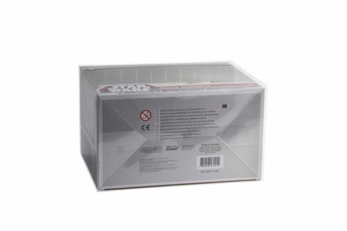 Protectors for Funko Pop Movie Moments x 2 Micro Cloth Vinyl Box Cases