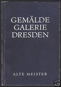 Gemaeldegalerie-Dresden-Alte-Meister-Katalog-1962
