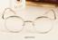 Vintage-Literary-TR90-Metal-Retro-eyeglass-frame-Round-Clear-Glasses-Women-Men thumbnail 10