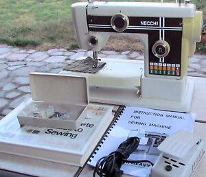 necchi 523 sewing machine