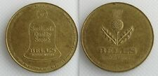 Collectable Bells Scottish Open Scotch Whisky Token - Scotlands Quality Scotch