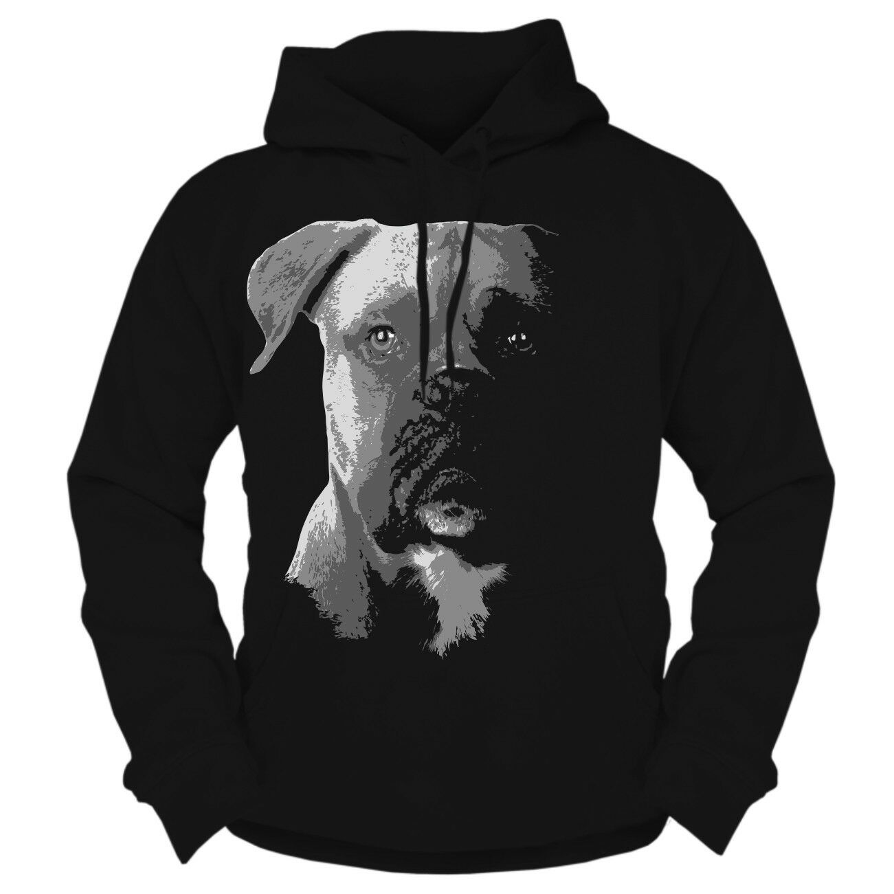 Kapuzenpullover Abverkauf Angebot Der Deutsche Boxer rasse dogs Schutzhunde