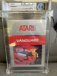 1982 Atari 2600 Vanguard Graded WATA 9.4 Sealed A++
