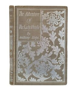 The-Adventure-of-the-Lady-Ursula-Anthony-Hope-Antique-Victorian-1898-1st-Edition