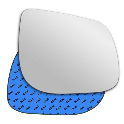 Right Hand Driver Side Mirror Glass for Kia Picanto 2015-2019 0821RS