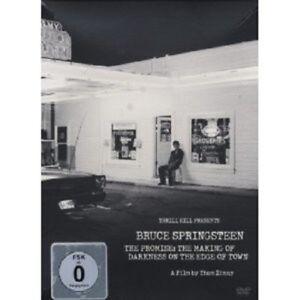 Bruce-Springsteen-034-la-promesa-034-DVD-camiseta-Gr-L-NUEVO