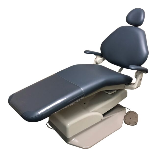 Adec 1021 Decade Dental Chair Refurbished Upholstery Color of Choice