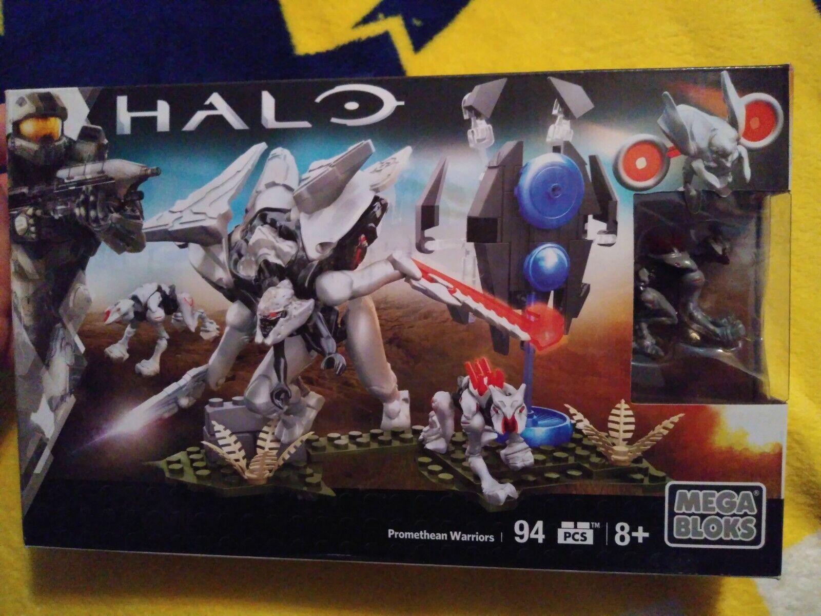 Halo Mega Bloks Set #CNG64 Promethean Crawler